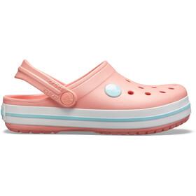 Crocs Crocband Crocs Enfant, melon/ice blue